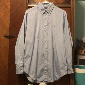 Ralph Lauren button up dress shirt!